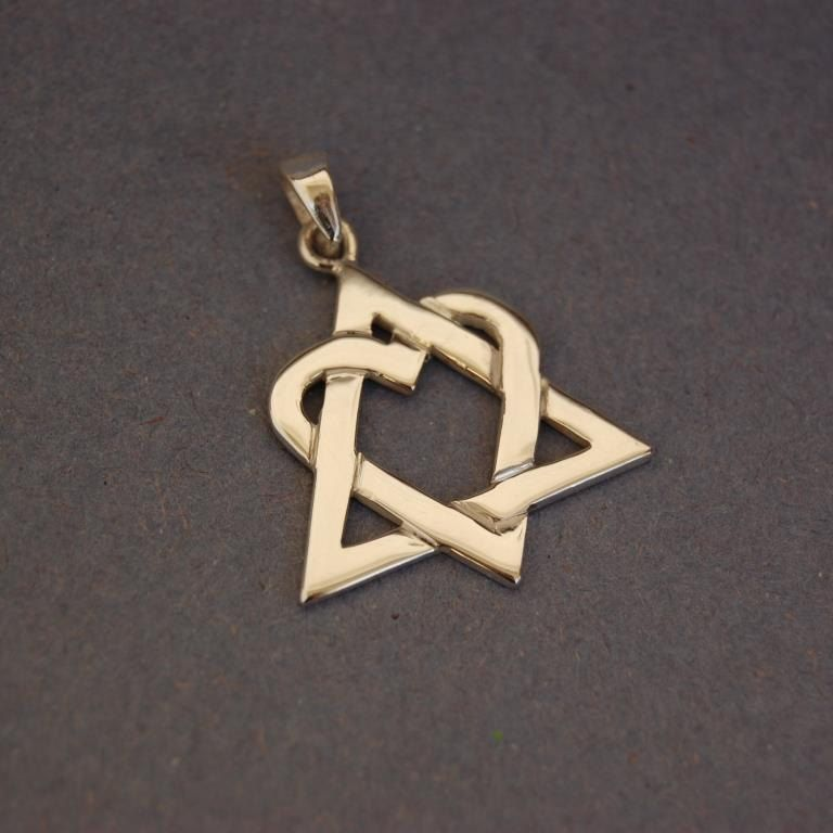 Sterling Silver Adoption Symbol Pendant Cool Stuff Like That