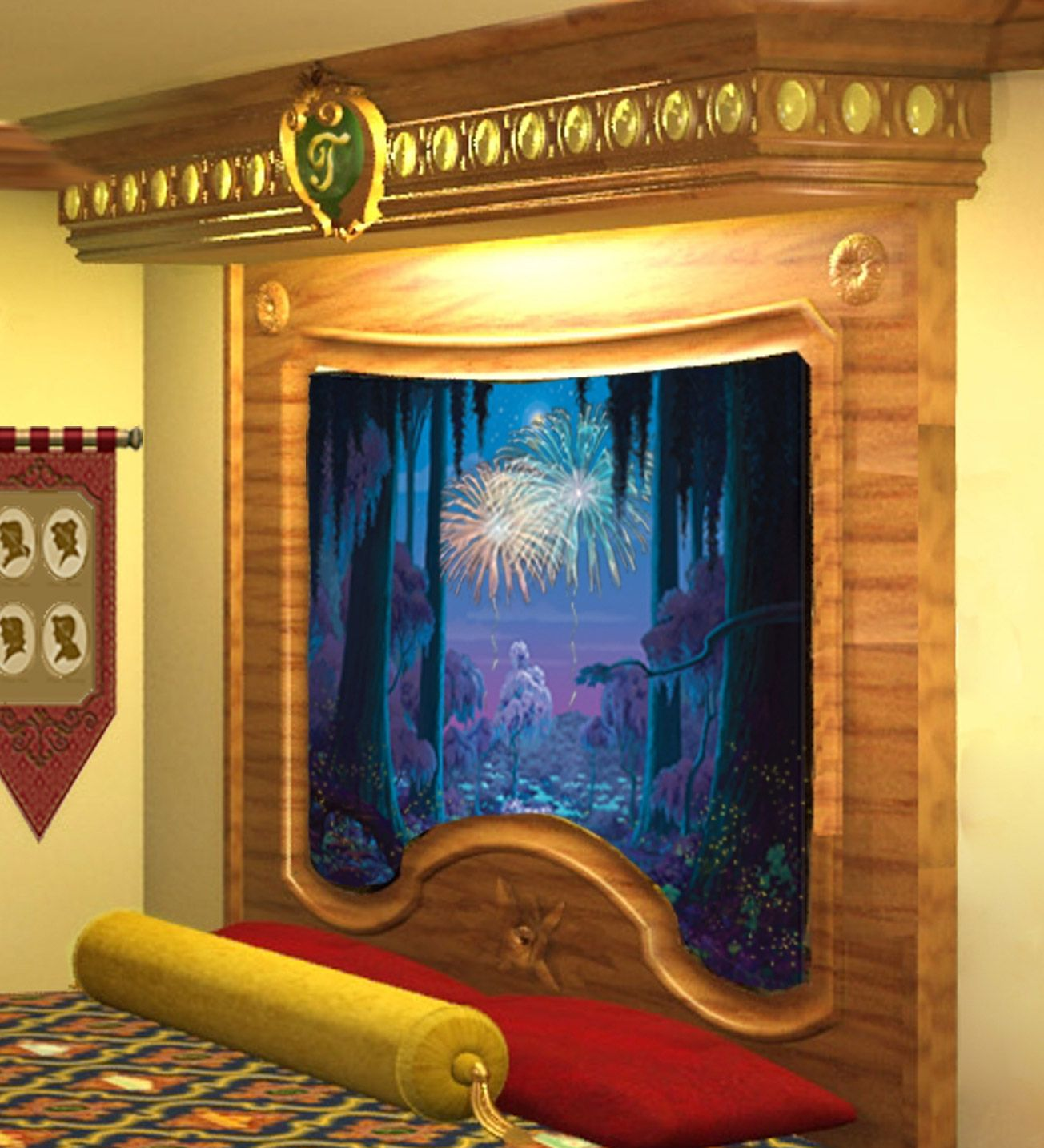 rooms inspired by disney | New Disney World hotel rooms to feature Disney Princess and wellness ...
