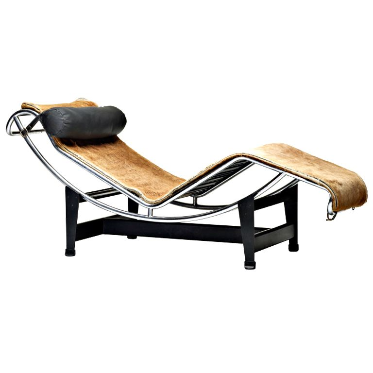 Le Corbusier Chaise 1960 Modern Leather Couch Chaise Cool Furniture