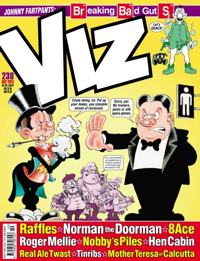 Viz  Magazine - Buy, Subscribe, Download and Read Viz on your iPad, iPhone, iPod Touch, Android and on the web only through Magzter