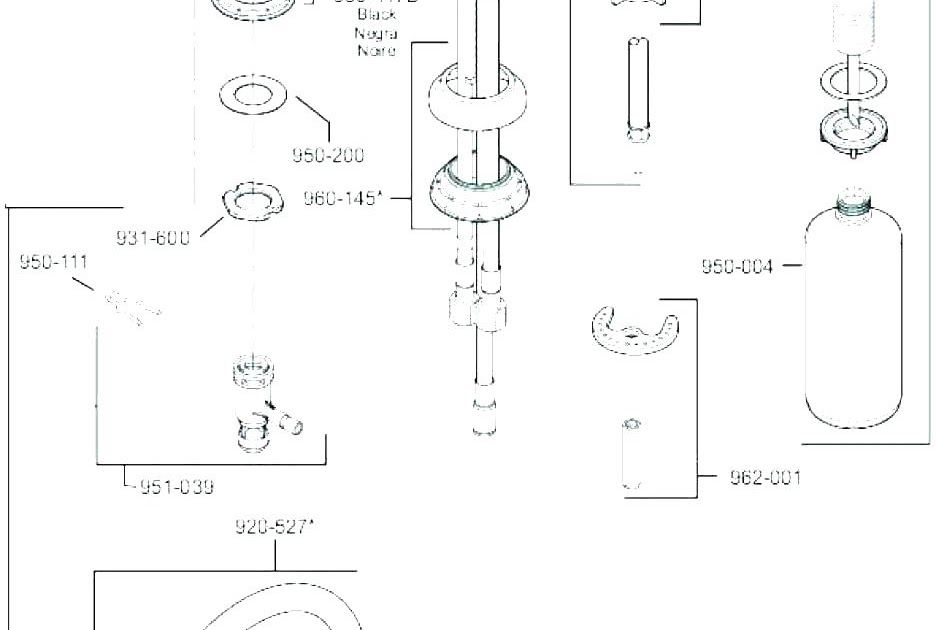 Bathtub Faucet Bathroom Faucet Parts Diagram
