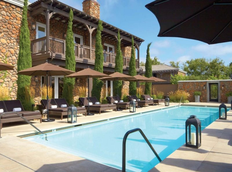 Destination Yountville Valley Of Wonder Marin Magazine July