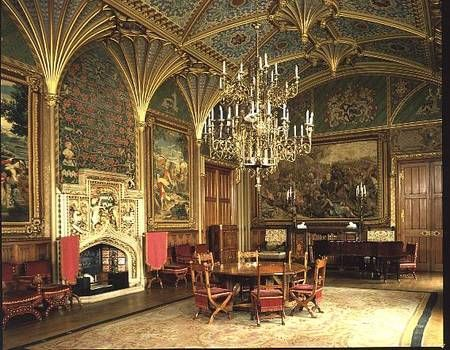 Pin By Gill Luckman On Interiors Eastnor Castle Castle