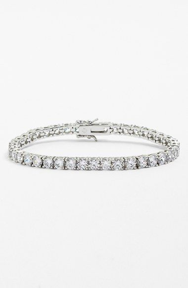 kate spade new york make an entrance tennis bracelet at Nordstrom