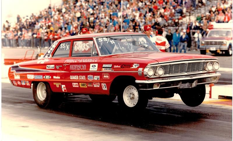 Bill heinson super stock 352 story we used to spin the