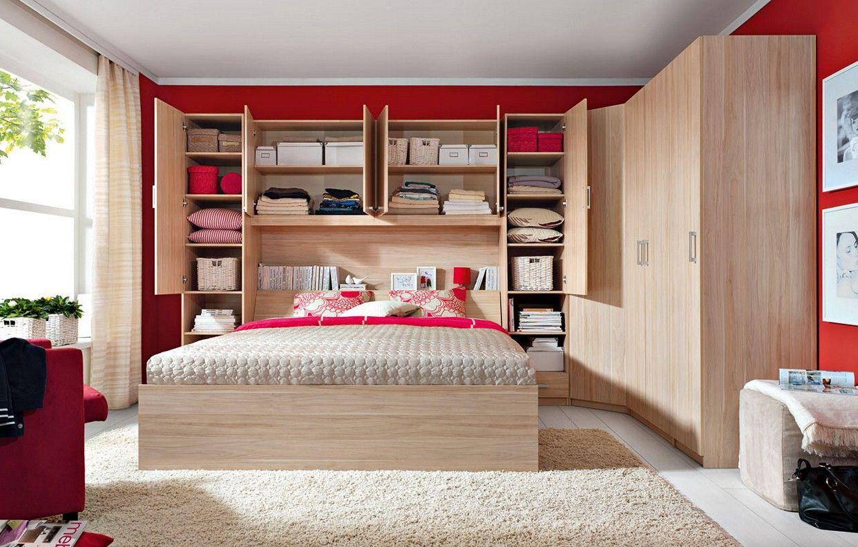 Space Saving King Size Beds Designs Chambres Adolescente Chambre