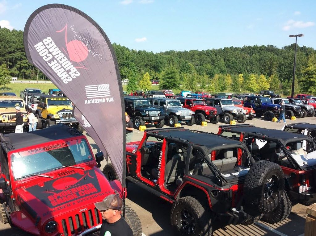 Jeepfest 2012 Crawl For The Kids Pickens County Pickens Kids