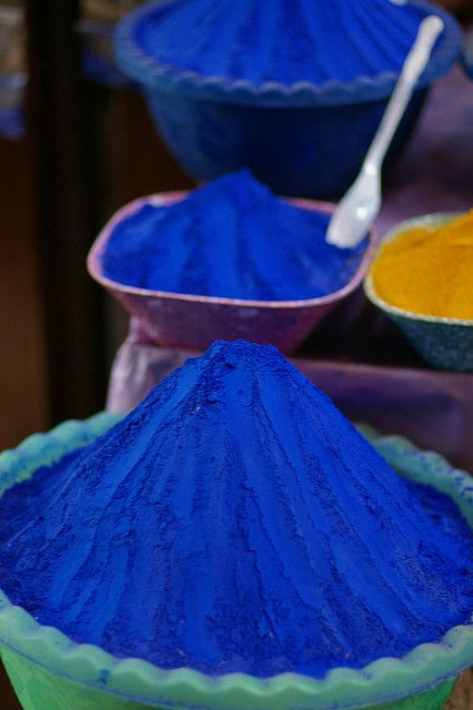 Spice Med Billeder Farver Fest Turkis