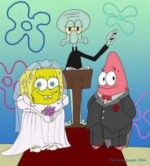 Svampbob dating Patrick