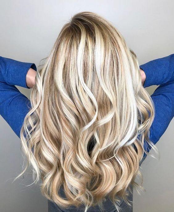 Great Dimension Fajne Fryzury W 2019 Włosy Blond Włosy