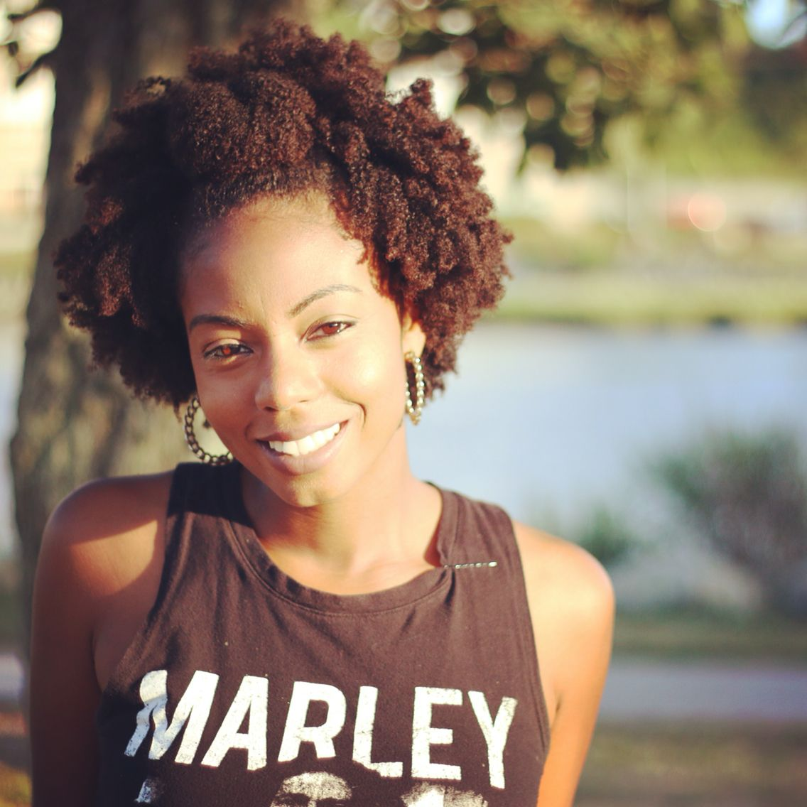 4 C natural hair, awkward stage, cute hairstyles for short natural ...