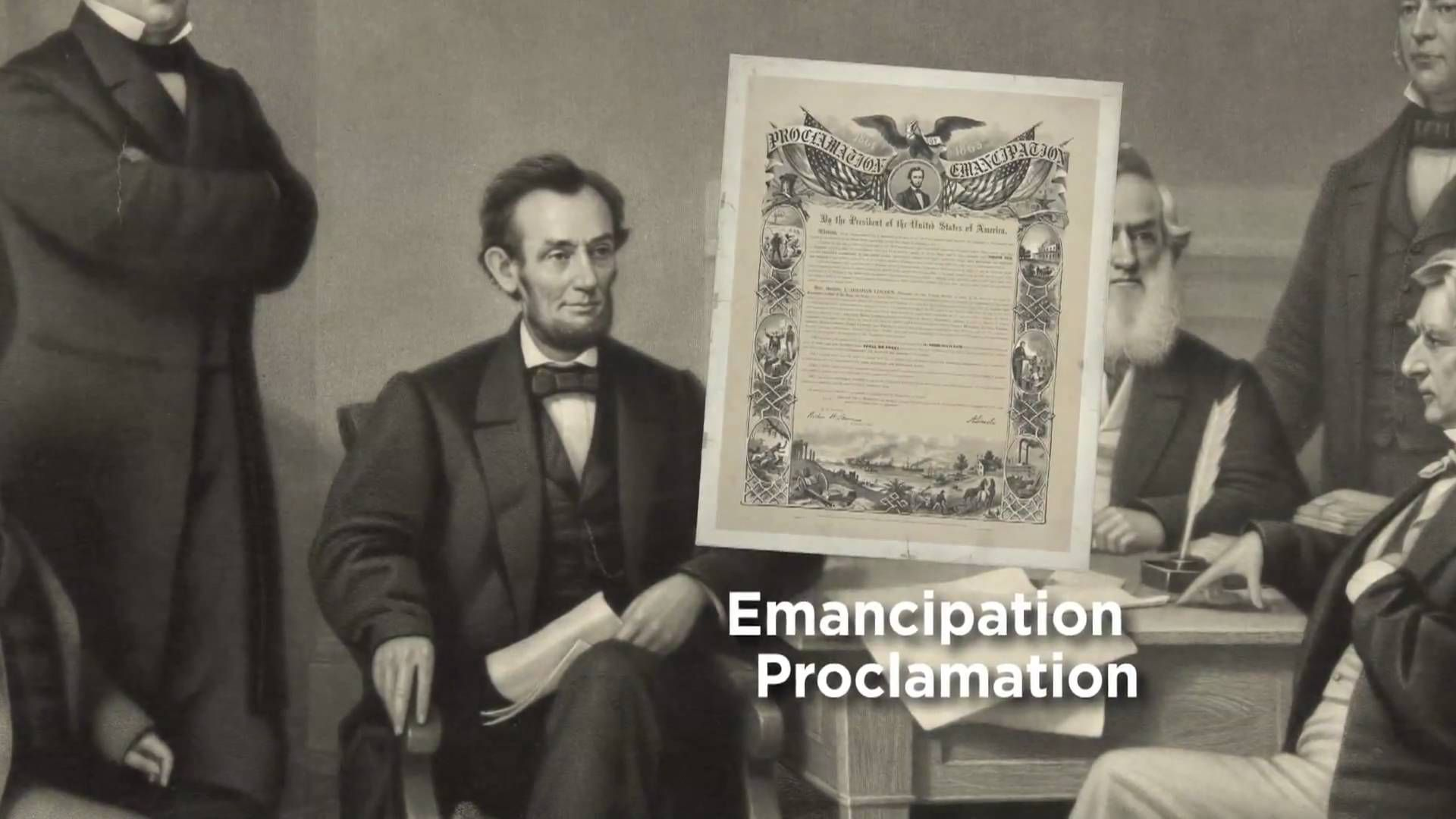 Disney The American Presidents Abraham Lincoln