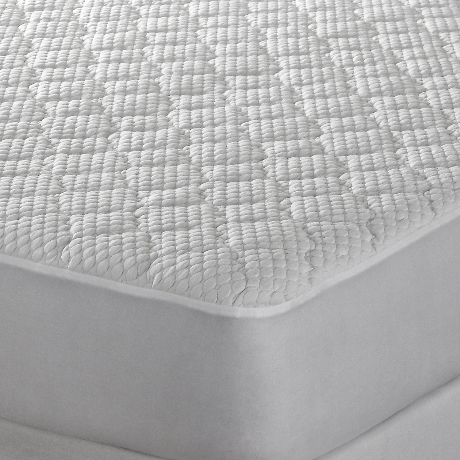 Hotel Laundry Comfort Cushion Memory Foam Mattress Pad Affiliate Comfort Affiliate Cushion Hote Memory Foam Mattress Pad Foam Mattress Pad Mattress Pad