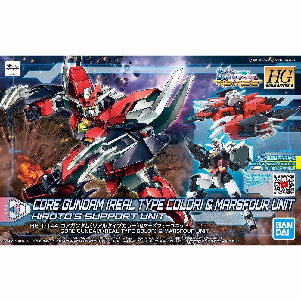 BANDAI SPIRITS HGBD RISE Mobile Build May 1//144 kit R Gundam Build Divers Re