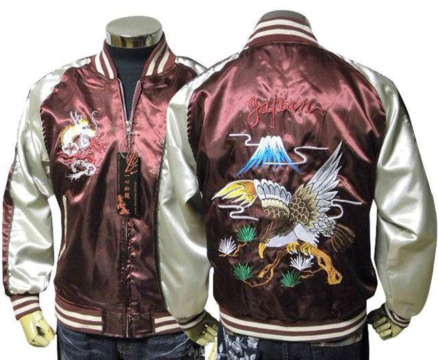 sukajan jacket by japan store