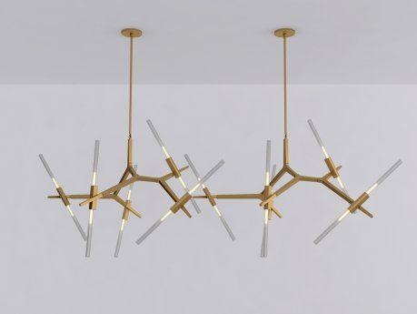 Agnes 10 Lights Chandelier 3d Model By Design Connected Chandelier Chandelier Lighting Lighting