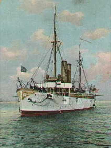 USS Galveston (C-17)