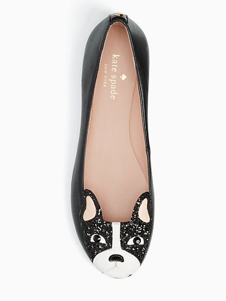 e76aed2ece3 Kate Spade Winthrop Flats, Black - Size 9   Products in 2019   Kate ...