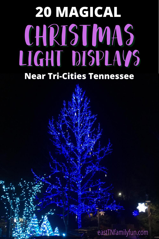 Johnson City Christmas Lights 2020 Incredible Johnson City Tennessee Christmas Lights in 2020