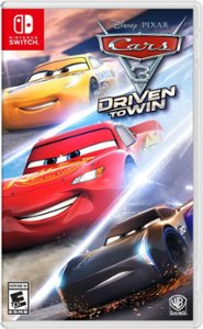 Cars 3 Driven To Win Nintendo Switch 1000643985 Best Buy Video Games For Kids Disney Pixar Movies Sony Playstation