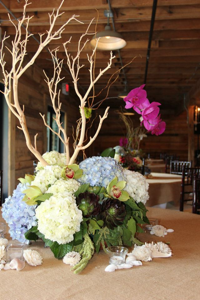 Le Petit Jardin/ Madison Georgia/ Tropical Wedding Flowers ...