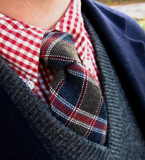 A Wool Tie