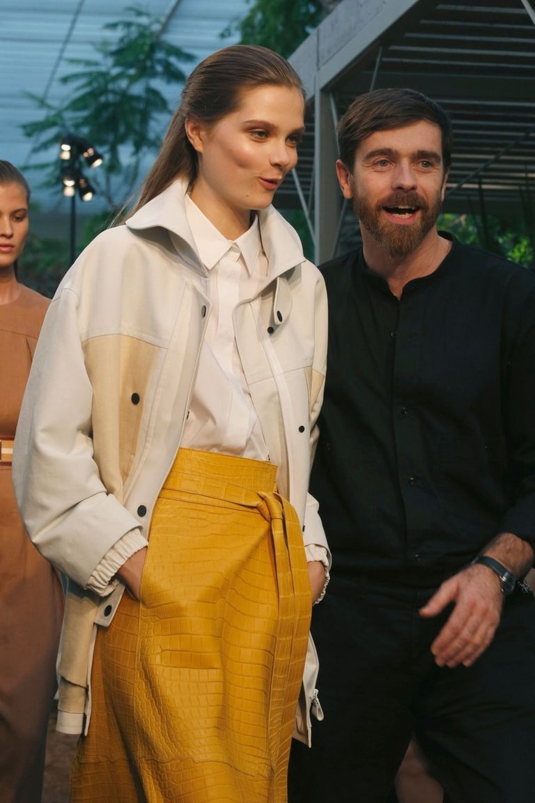 Hermès коллекция | Коллекции весна-лето 2014 | Париж | VOGUE
