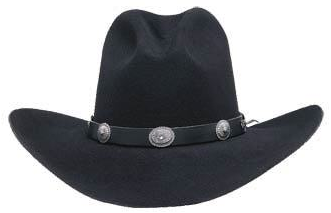 dcf76f062 Cowboy Hat, Tombstone, Bailey Black | Products | Cowboy hats, Hats ...