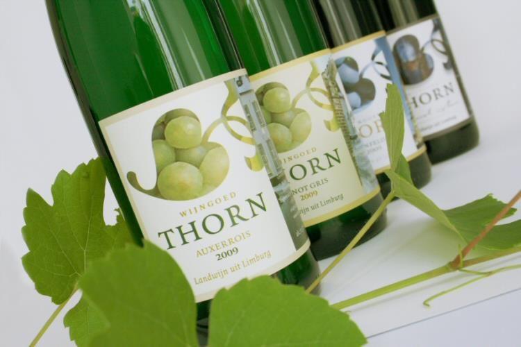 Wijngoed Thorn! Inmiddels begrip in Nederland en ver buiten de grenzen!
