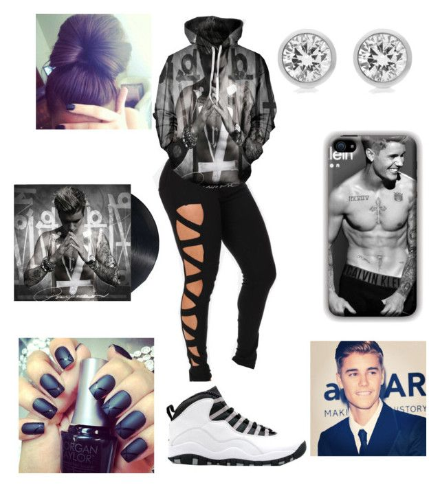 """""""Here u go bestie"""" by charlotte470 ❤ liked on Polyvore featuring Justin Bieber and Michael Kors"""