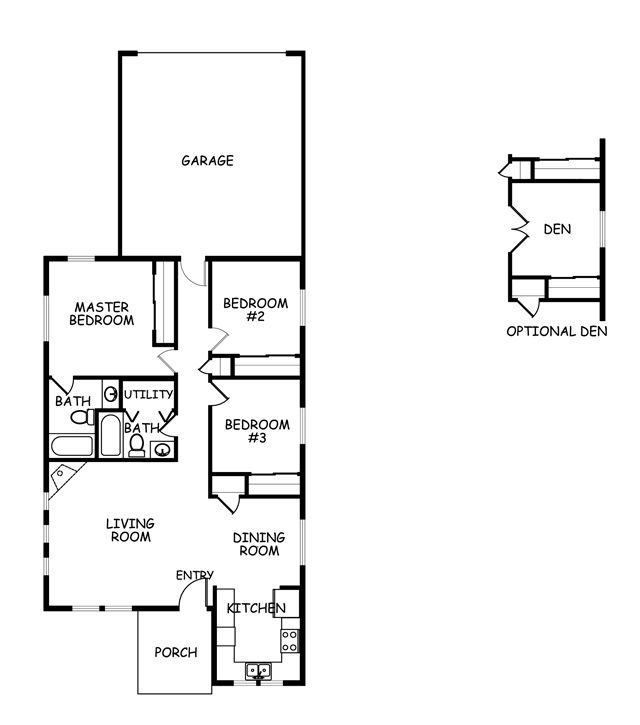 Gallery of 35 Home Plans