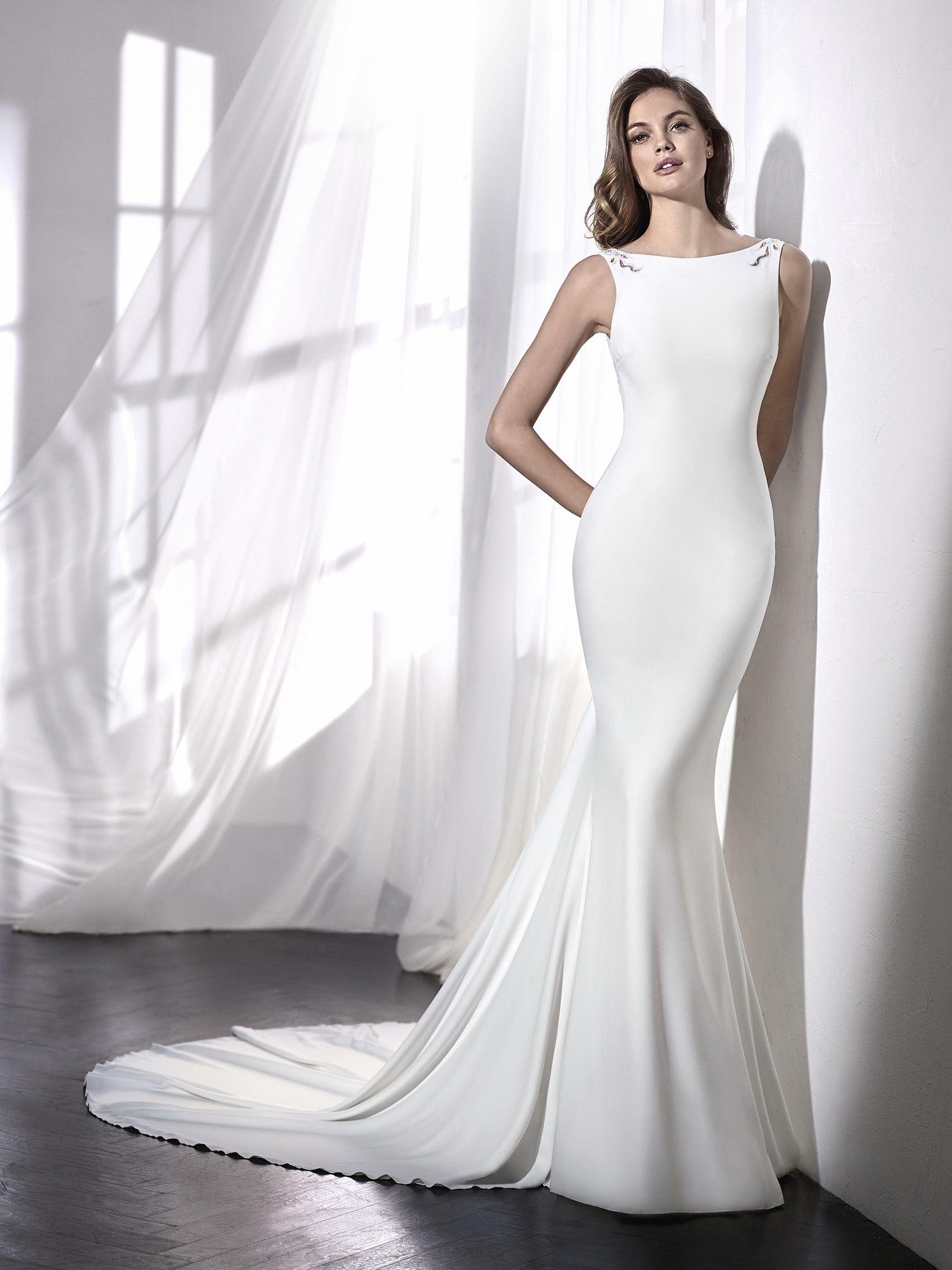 22234596b4 LATIKA vestido de novia pedreria