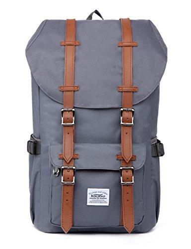Laptop Outdoor Backpack, Travel Hiking& Camping Rucksack Pack ...