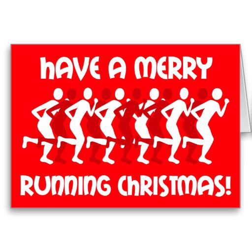 Image result for merry christmas running pics