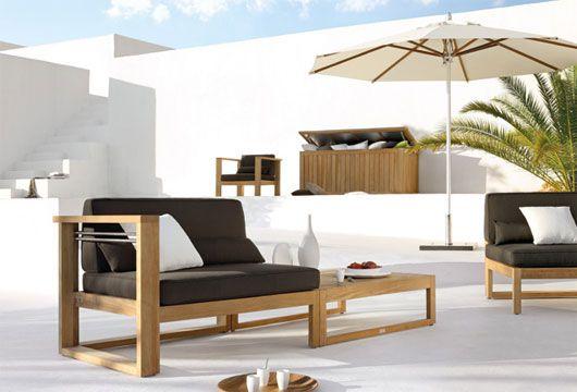 Zen Furniture Design Nice Look With Minimalist Zen Outdoor Furniture  Collection By Manutti Houseindo - Zen Furniture Design Nice Look With Minimalist Zen Outdoor Furniture