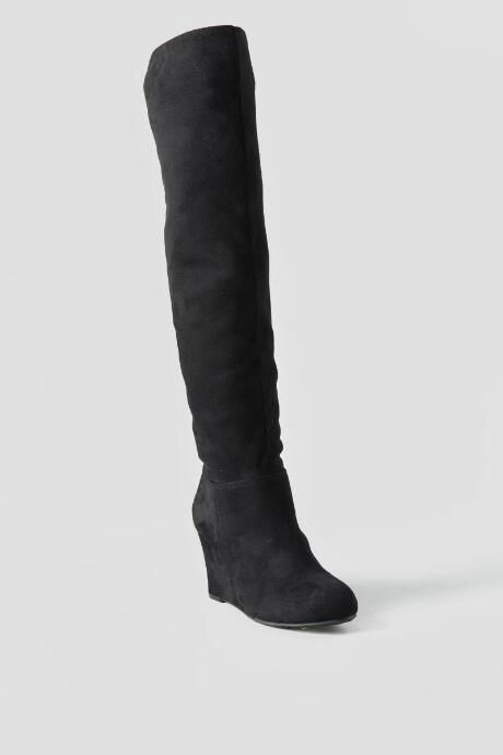 Chinese Laundry Unforgettable Wedge Over The Knee Boot Boots