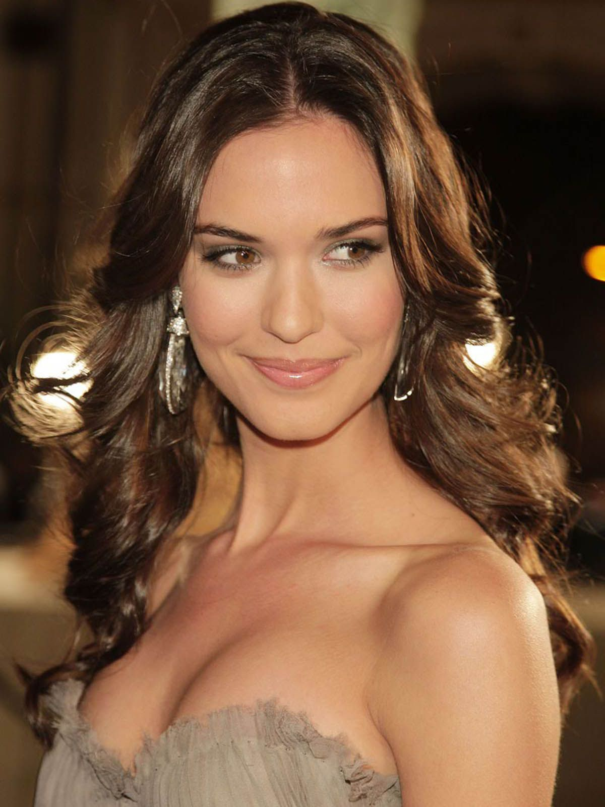 Actress Wallpapers Odette Yustman Cute Images Odette Annable Beauty Beautiful Celebrities