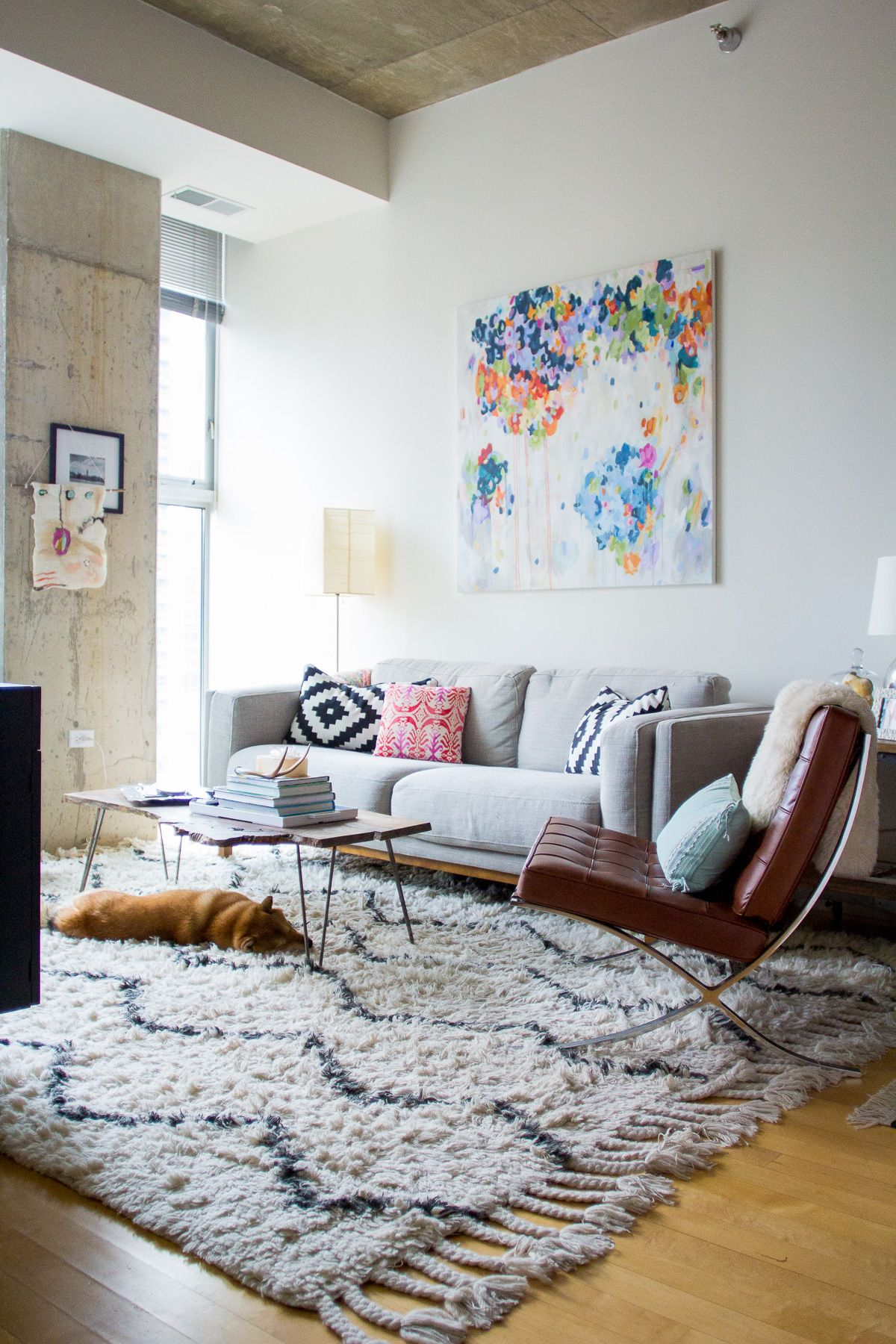 amusing decorating ideas living rooms barcelona chairs | Rove Concepts Barcelona Chair & A Giveaway | Barcelona ...