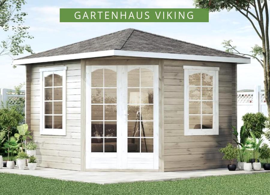 5 Eck Gartenhaus Viking Iso 5 Eck Gartenhaus Gartenhaus Haus