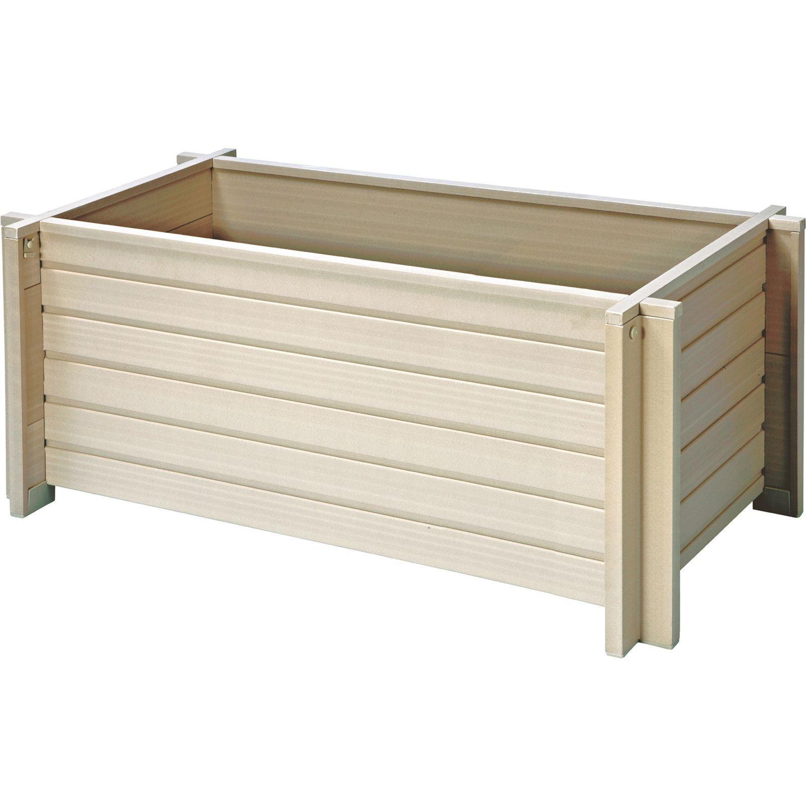 EcoFLEX Rectangular Planter Box