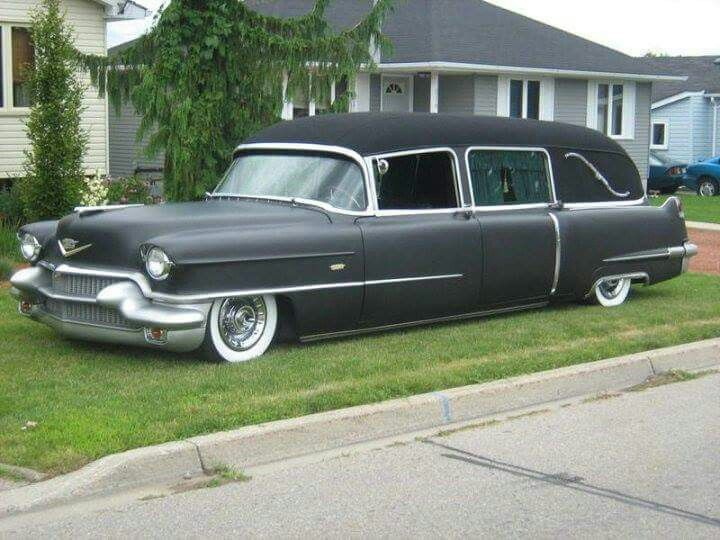 Pin On Hearse