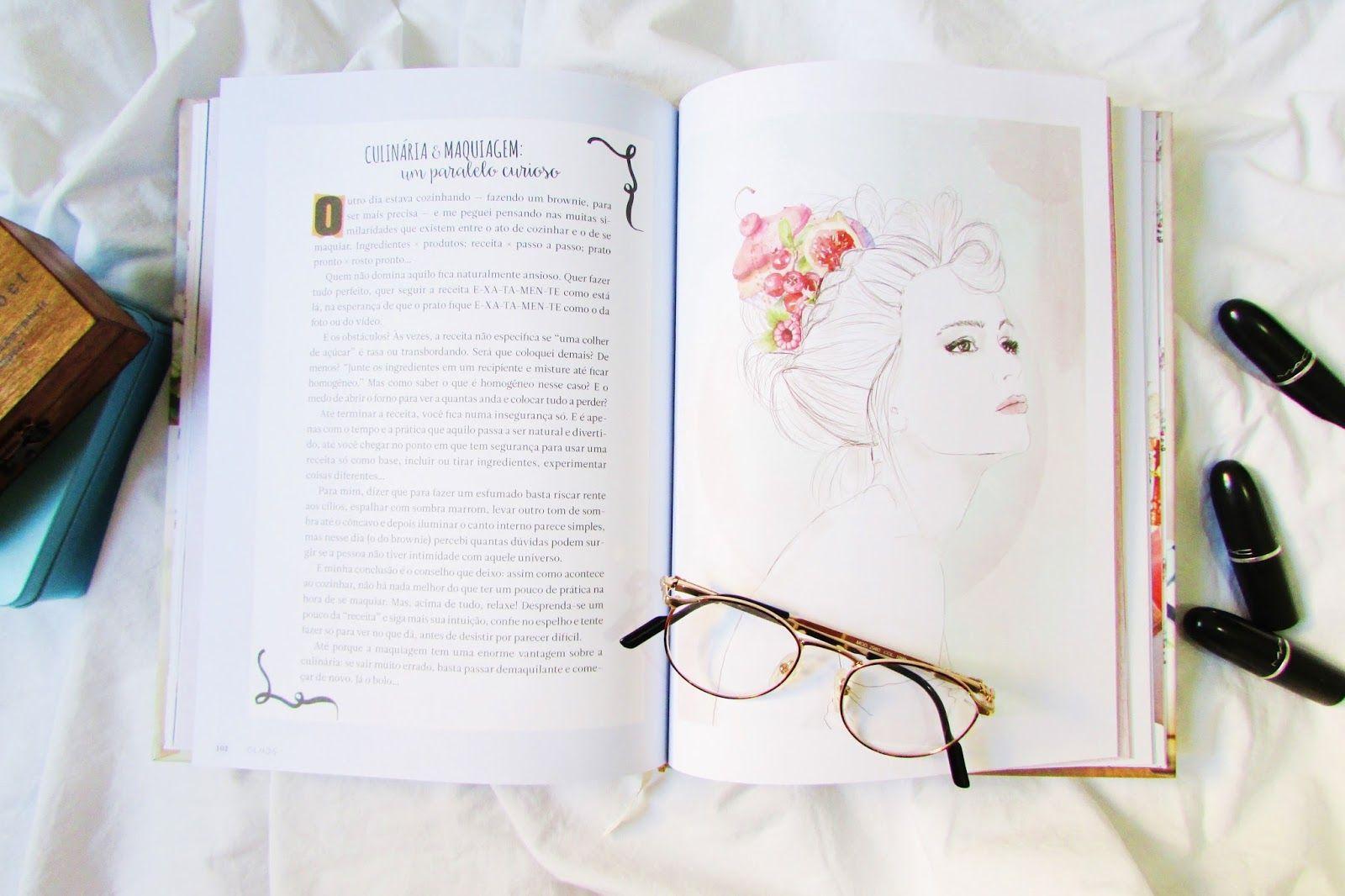 Livro Dia De Beaute Um Guia De Maquiagem Para A Vida Real