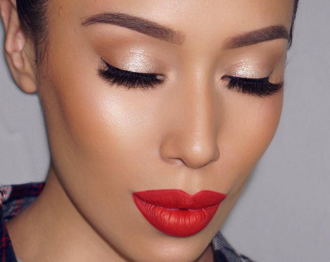 2,342 отметок «Нравится», 104 комментариев — Priscilla Fhern (@priscilla_fhern) в Instagram: «A close up for my last makeup look. Lashes are @hudabeauty in Scarlett #8 ▫️ @gerardcosmetics Brow…»