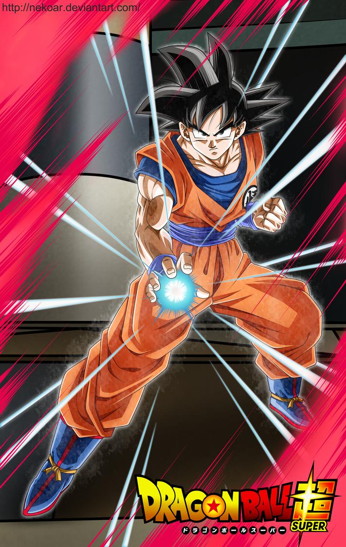 Son Goku New Form Poster By Nekoar Dragon Ball Z Dragon Ball Z Iphone Wallpaper Dragon Ball