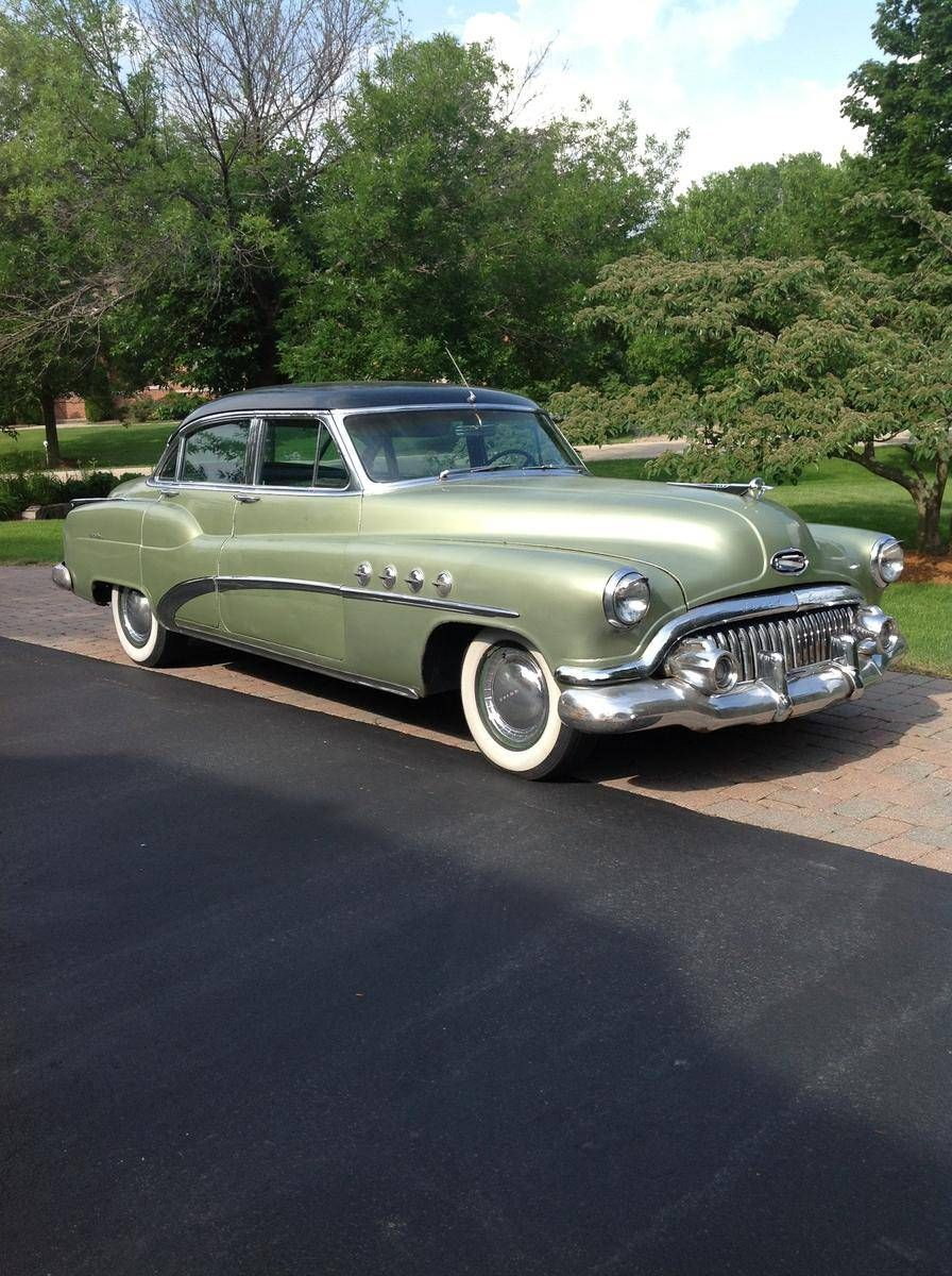 1952 Buick@SUNTRUP BUICK GMC 4200 N SERVICE ROAD ST PETERS, MO 63376 ...