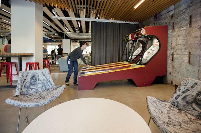 Inside Microsoft Office in Washington | Microsoft office ...
