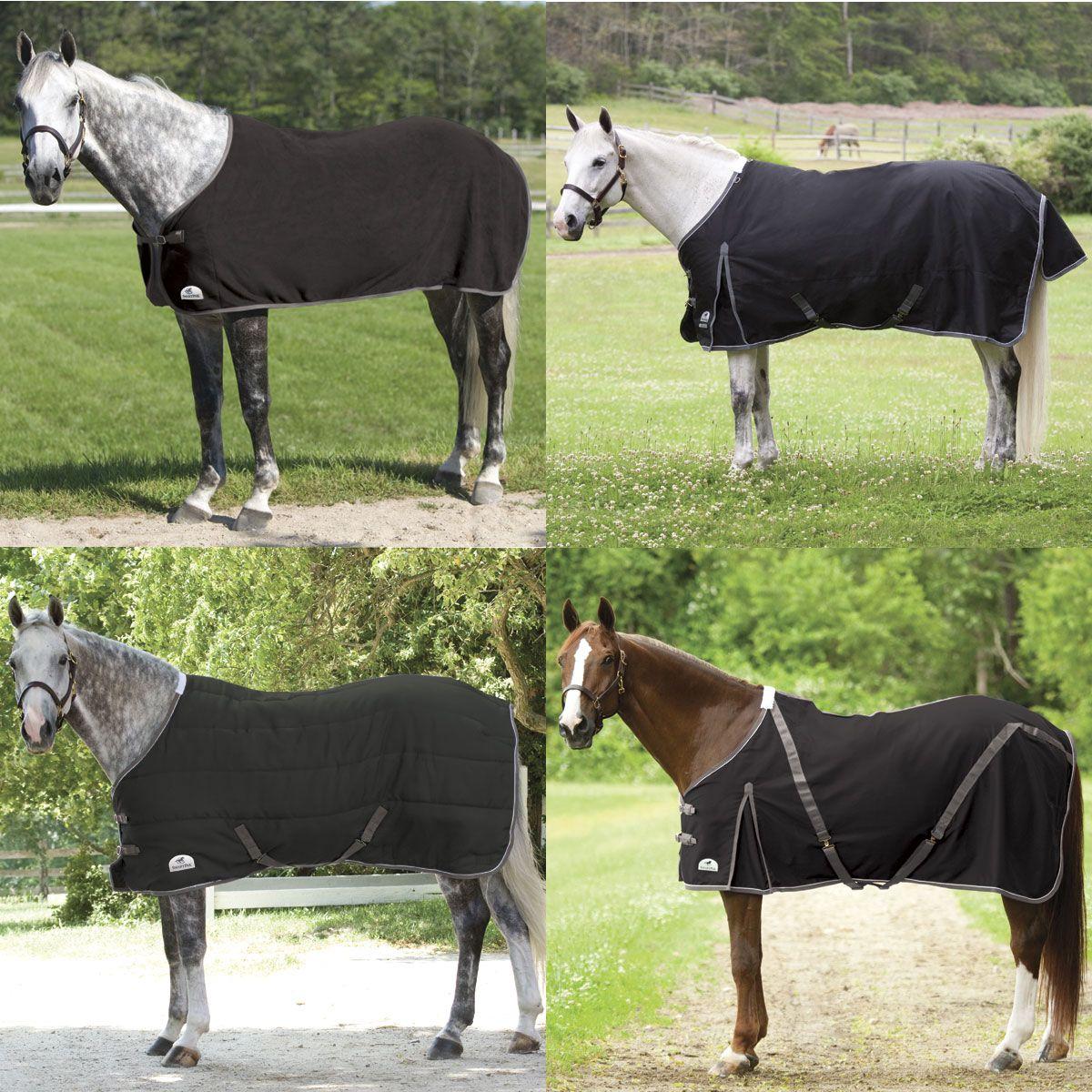 Smartpak Deluxe Blanket Set Blanket Sets From Smartpak Equine Smartpak Horse Blankets Horse Rugs