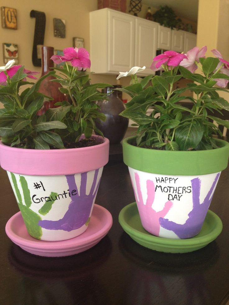 Mothers Day Flower Pot Mother S