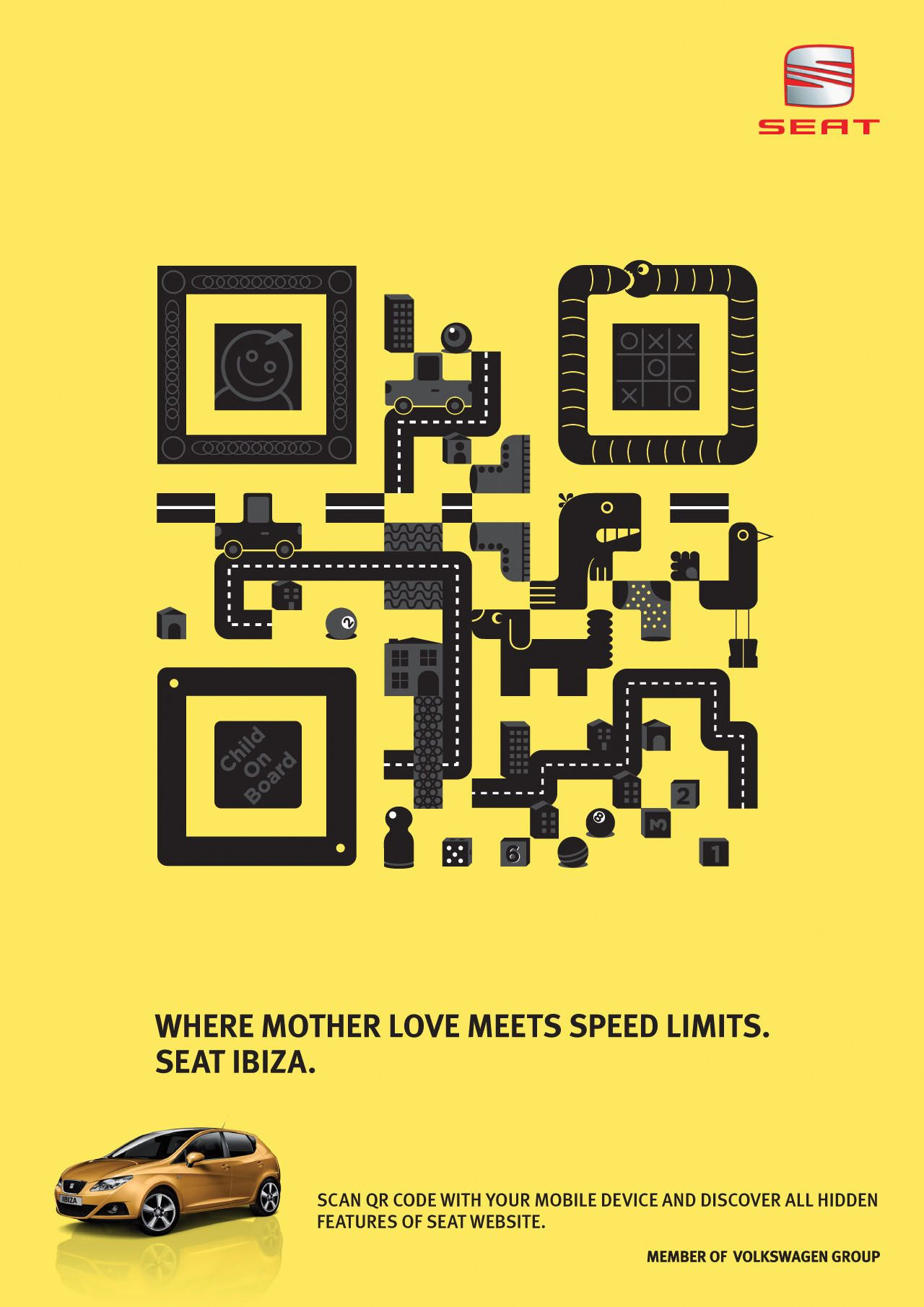 A qr code you might actually want to scan ad addiction a qr code you might actually want to scan sciox Choice Image
