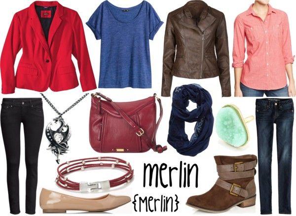 Inspired By: Merlin {Merlin}